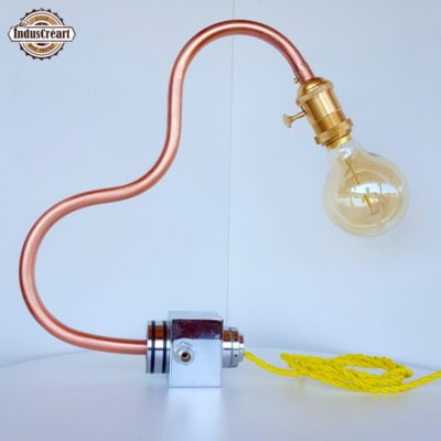 Lampe «Le Cygne»