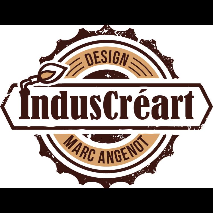 INDUSCRÉART - logo