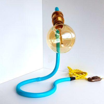 Lampe «Cobra Curaçao»