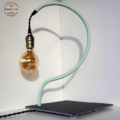 Lampe «Interrogation»