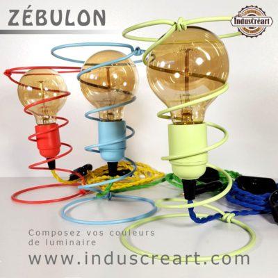 Lampe «Zébulon»