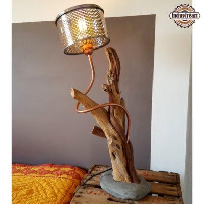LAMPE « GALET »